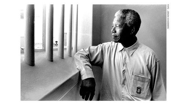 Vägen till Fredspriset : Mandela och de Klerk