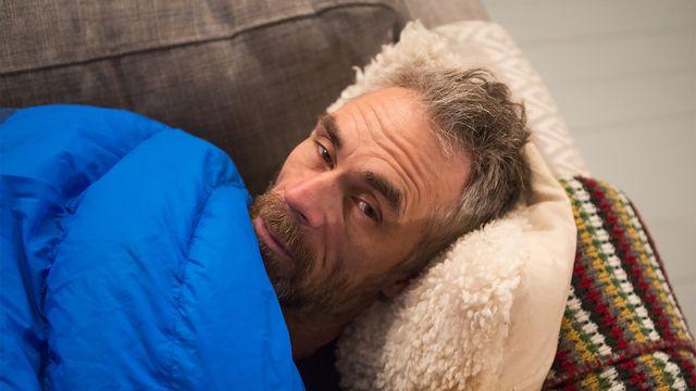 Upptäckarveckor på torpet : Fullmåne och sömnbrist