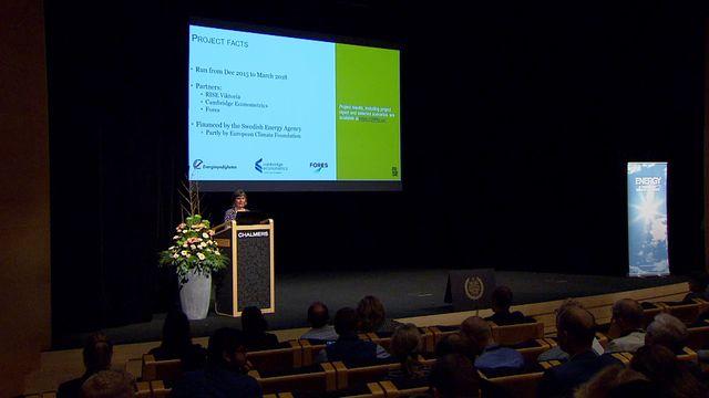 UR Samtiden - Elfordon - i dag och i morgon : Fossilfria fordons effekter på ekonomin