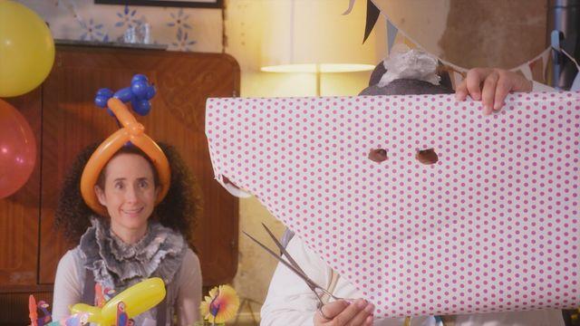 Gordon & Penny : Make a present