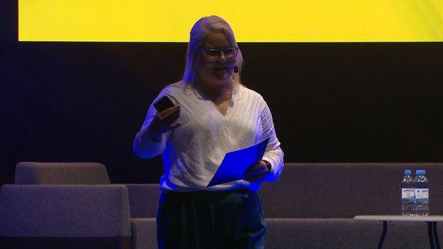 UR Samtiden - Gather 2018 : Att skapa ansvarstagande AI