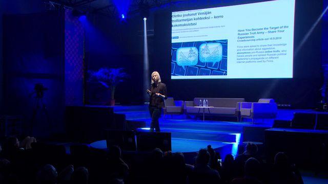 UR Samtiden - Gather 2018 : Måltavla för ryska trollfabriken
