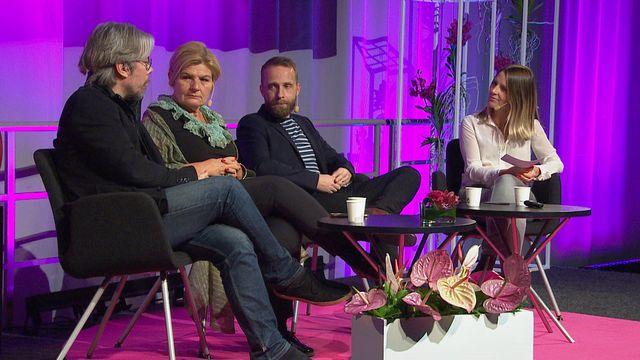 UR Samtiden - Mediedagarna i Göteborg 2018 : Korrens drömmar och frustrationer