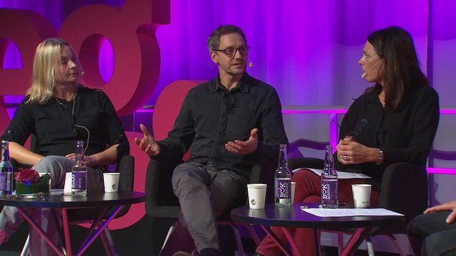 UR Samtiden - Mediedagarna i Göteborg 2018 : Unga och nyheter i den digitala eran