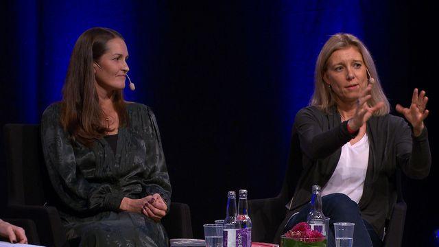 UR Samtiden - Bokmässan 2018 : Den frånvarande modern