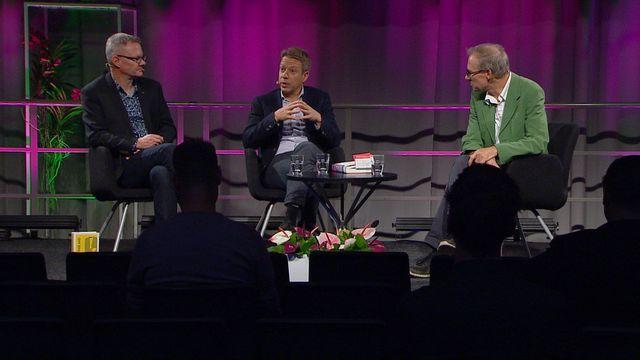 UR Samtiden - Bokmässan 2018 : Vodka och vichyvatten