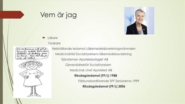UR Samtiden - Kvinna i politiken : Att stå ut!