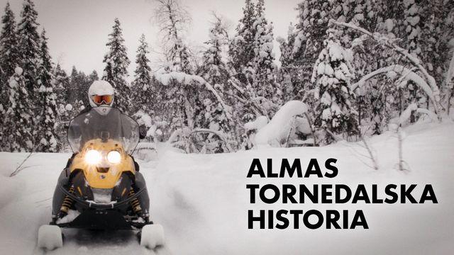 Almas tornedalska historia