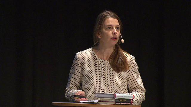 UR Samtiden - Skolforum 2018 : Läsande förebilder spelar roll - eller?