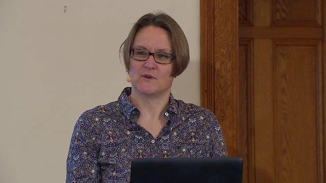 UR Samtiden - Kvinnohistoriskt arkiv : Arkivets röst - Karin Westman Berg