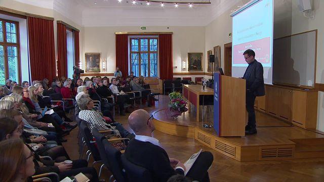 UR Samtiden - Kvinnohistoriskt arkiv : Dokumentera icke-normativa kön och sexualitet i Norge