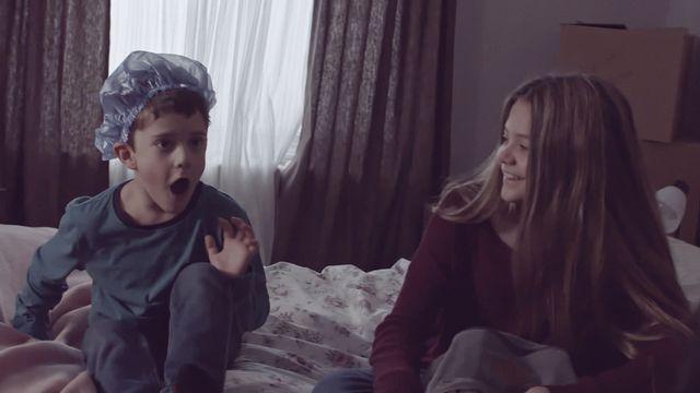Kortfilmsklubben - franska : L'appartement