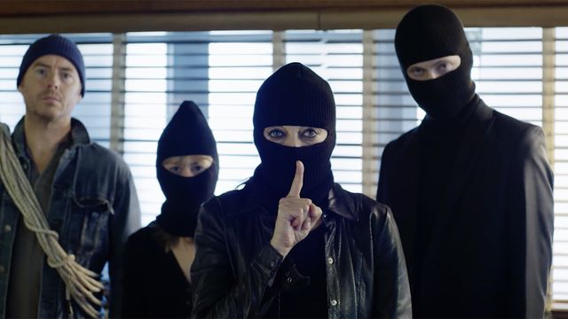 Kortfilmsklubben - engelska : Cups and robbers