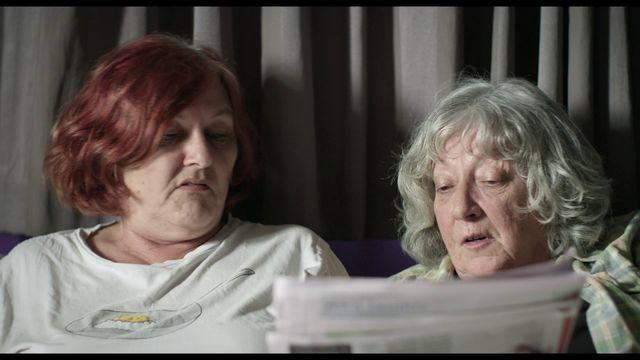 Kortfilmsklubben - engelska : Sybil's psychic hotline