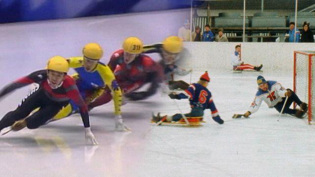 Ögonblicken som förändrade sporten : På is