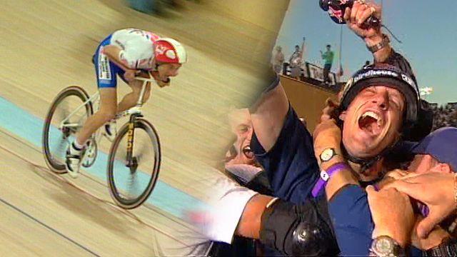 Ögonblicken som förändrade sporten : På hjul