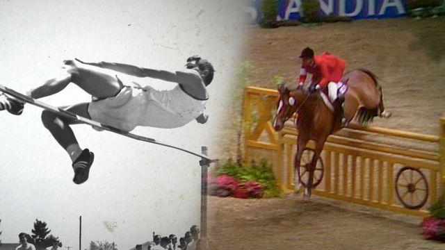 Ögonblicken som förändrade sporten : I luften