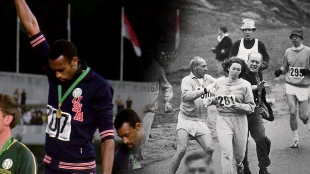 Ögonblicken som förändrade sporten : På banan