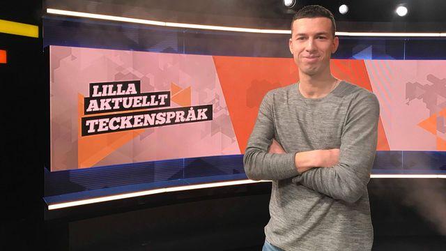 Lilla Aktuellt teckenspråk : 2019-03-08