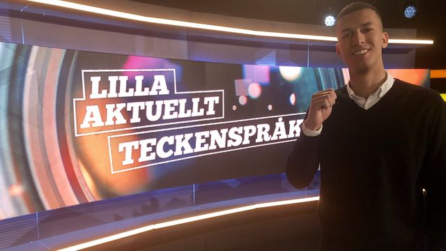 Lilla Aktuellt teckenspråk : 2019-05-17