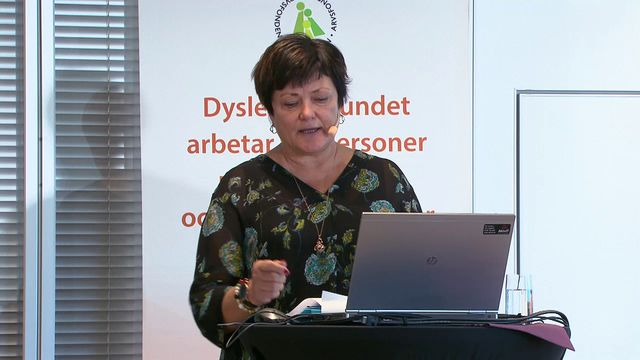 UR Samtiden - Dysleximässan 2018 : Vikten av dyslexiutredningar