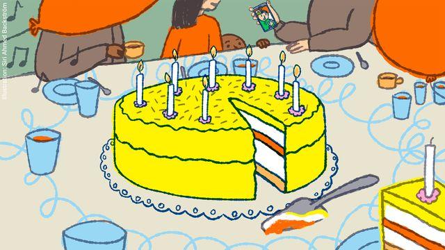 Vad gör jag nu? : Josefs födelsedag
