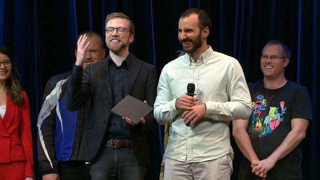 UR Samtiden - Forskar-Grand Prix 2018 : Forskar-Grand Prix 2018 - Finalen