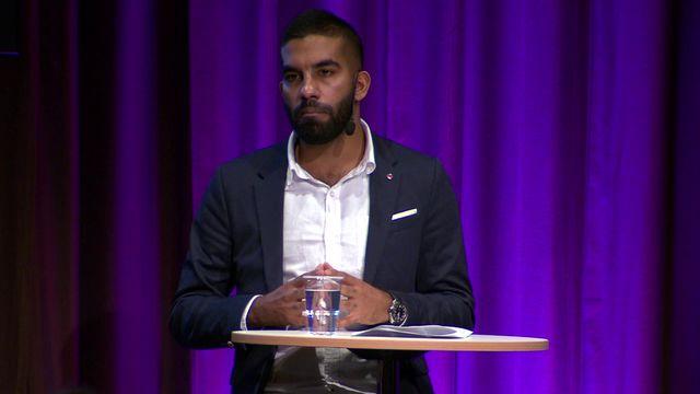 UR Samtiden - MR-dagarna 2018 : Rätten att slippa näthot