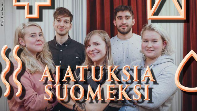 Ajatuksia suomeksi : Mustasukkaisuus