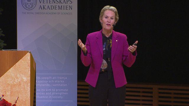 UR Samtiden - Nobelföreläsningar 2018 : Frances H Arnold, kemi