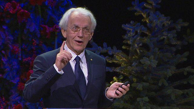 UR Samtiden - Nobelföreläsningar 2018 : Gérard Mourou, fysik