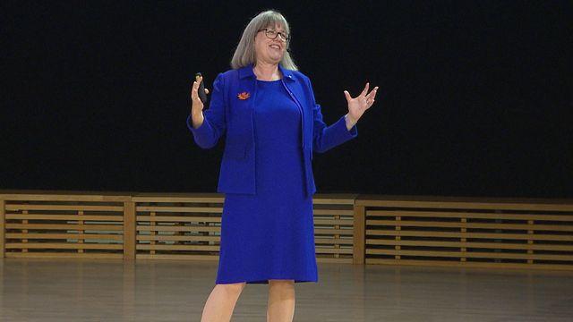 UR Samtiden - Nobelföreläsningar 2018 : Donna Strickland, fysik