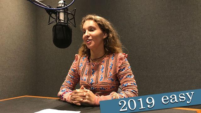 Newsreel Easy : 2019-05-04