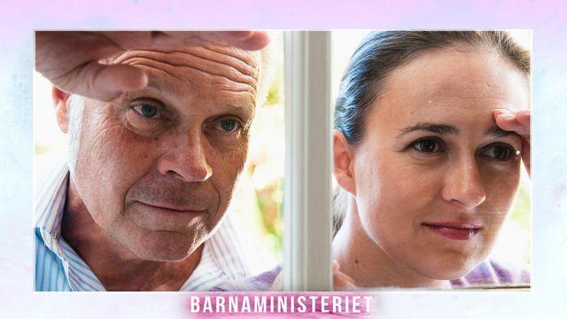 Barnaministeriet : Övervakad av mamma och pappa
