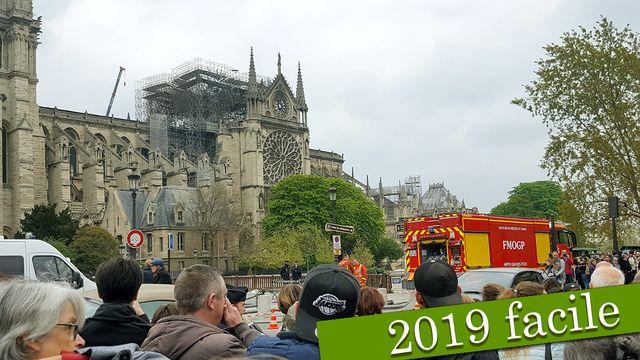 Nouvelles en français facile : 2019-04-27