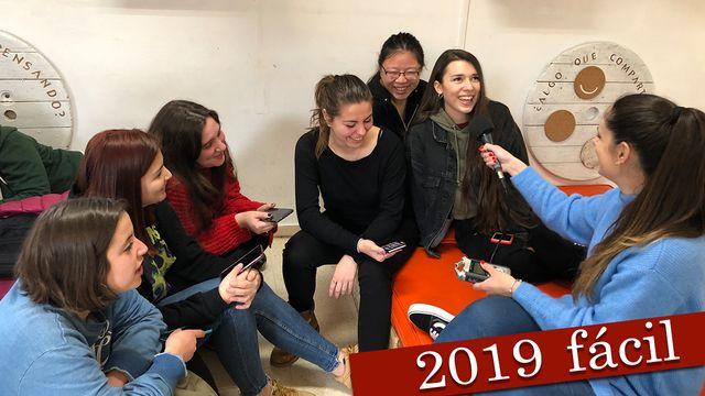 ¿Qué Pasa? fácil : 2019-02-23