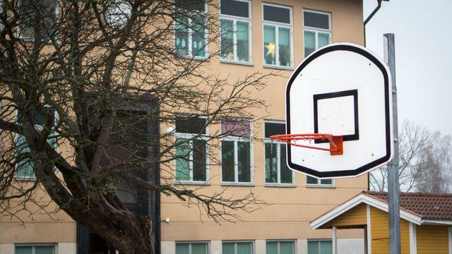 Skolministeriet : Är det lagligt att drogtesta elever?