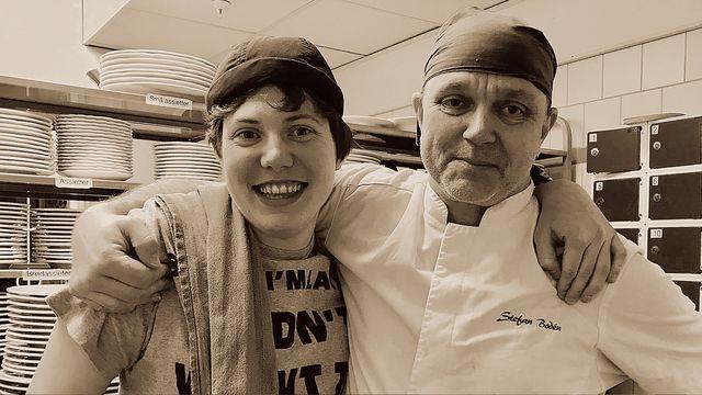 Lärarrummet : Mot ett jobb på restaurang