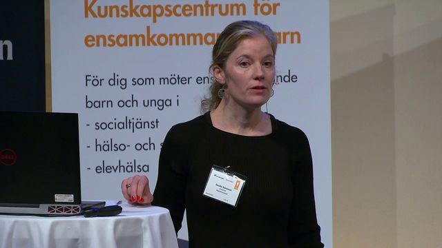UR Samtiden - Samverkan för ensamkommande barn och unga : Migrationsverkets prognos för 2019