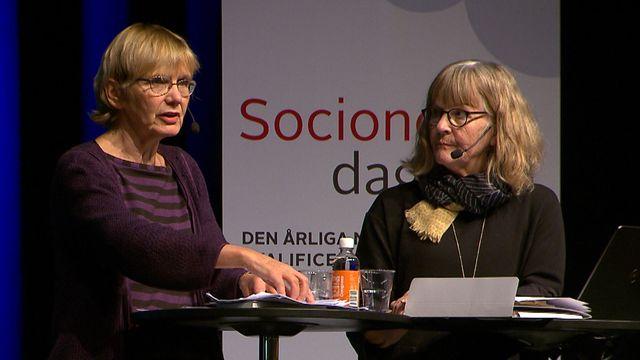 UR Samtiden - Socionomdagarna 2018 : Se helheten i det sociala arbetet