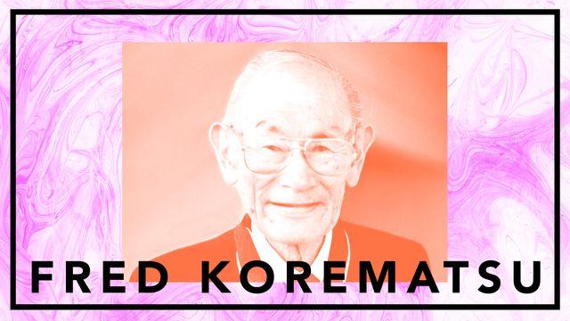 Bildningsbyrån - tänka mot strömmen : Fred Korematsu - att bli stämplad som fienden