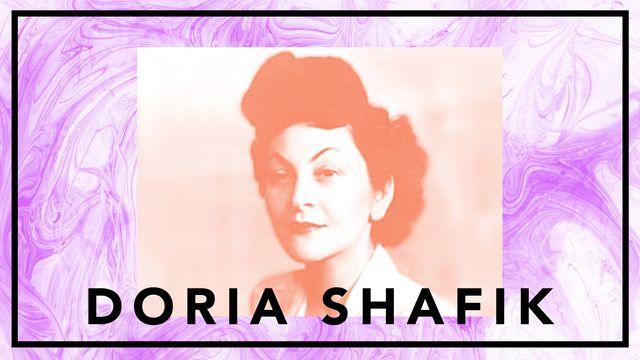 Bildningsbyrån - tänka mot strömmen : Doria Shafik - tystad feminist