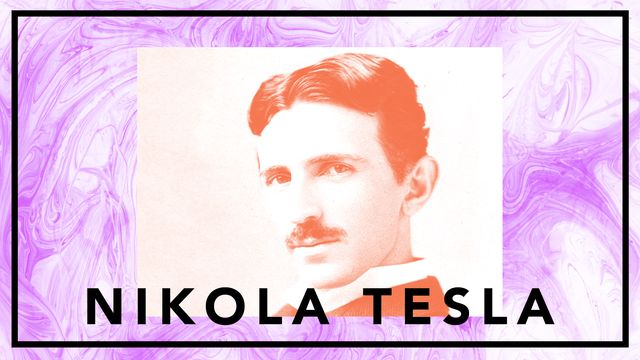 Bildningsbyrån - tänka mot strömmen : Nikola Tesla - kriget om elen