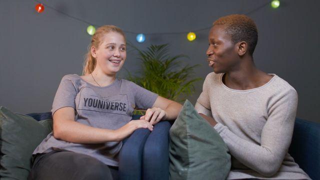 Elin, Alvin och vuxenlivet : Träning och hälsa