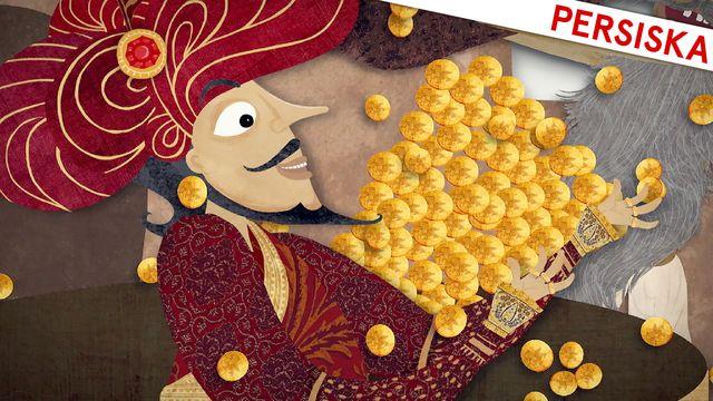 Folksagor i världen - persiska : Kungen som blev uppäten varje dag