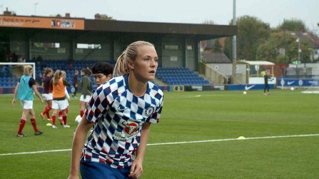 Talk like a pro : Magdalena Eriksson