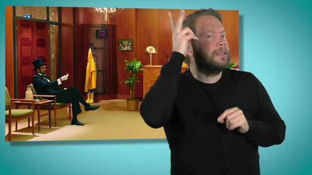 Djurverket - teckenspråkstolkat : Kanin