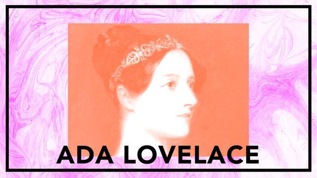 Bildningsbyrån - tänka mot strömmen : Ada Lovelace - den första datakoden