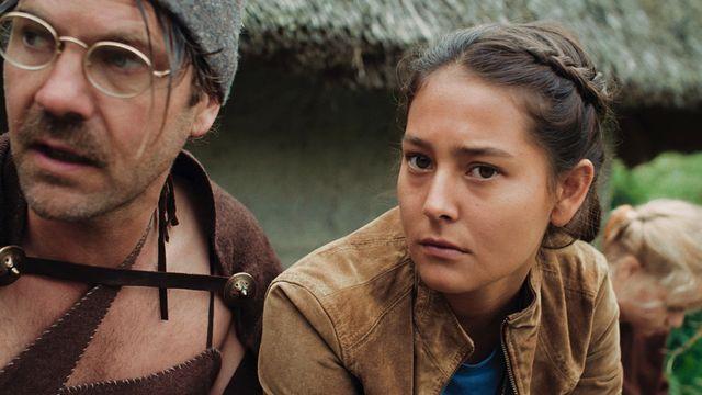 Arkeologens dotter : Hövdingar och bönder
