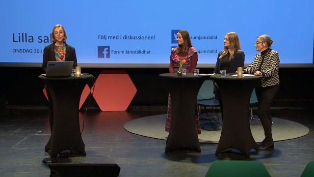 UR Samtiden - Forum jämställdhet 2019 : Jämställdhetskämpar i trossamfund